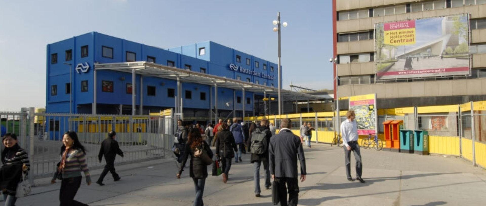 Centraal station Rotterdam 01